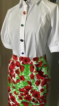 Блуза 3196